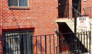 Wash West Condo Quiet Street – 2 bedroom 1.5 bath w/parking