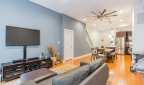 Modern Northern Liberties Townhome – 3 bed 2.5 bths – For Sale