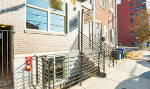 1437 Brown Street – Unit C – Francisville condo with city views