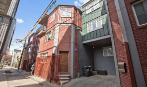 Chic N. Liberties home w parking & amazing outdoor space!