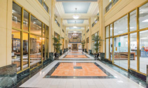 Phoenix Building – Center City 1 bed/ den – 2 bath luxury condo
