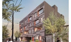 Chic 2 Bedroom, 2 Bath Fishtown condominium w roof deck & parking