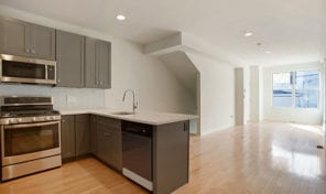 New Construction – Francisville 2BD 1 BA condo w/ City Views!