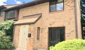 Haverford Village- 2B 2BA town home with parking