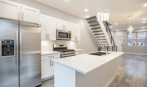 Exquisite New Construction in Point Breeze! – 4BD, 3BA