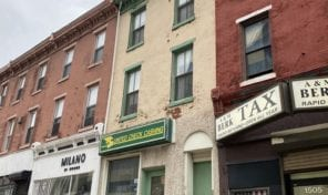 Multi Use Retail + 2 apartments – Spring Garden Area