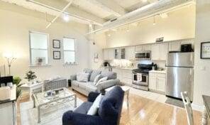 Fitler's Square 2 Bed 2 Bath w avail Parking – 15A