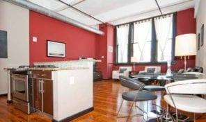Loft Style Rental – Chinatown – 1BD 1 BA